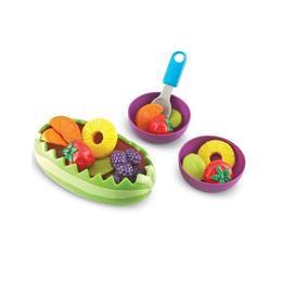 Set educativ de sortare pentru copii Learning Resources - Salata de fructe
