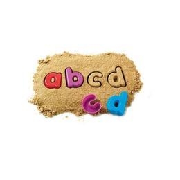 Set educativ pentru invatarea literelor Learning Resources - Forme multicolore litere mici