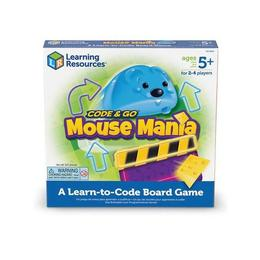 Plansa de activitati - Code & Go Mouse Mania Learning Resources