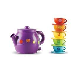 Set de ceai cu forme geometrice Learning Resources