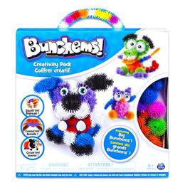Set creativ Bunchems Mega pack pachet 407 piese