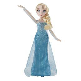 Papusa clasica pentru fetite Elsa - Regatul de gheata, +3 ani