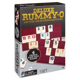 Joc pentru familie si copii, Remi/Rummy Deluxe Nebunici
