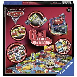 Joc 6 in 1 Disney Cars 3 Ravensburger