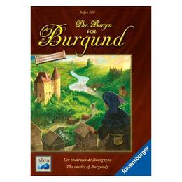 Joc de societate Castelul Burgundy Ravensburger