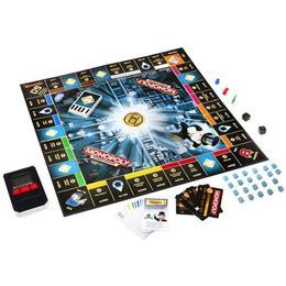 Joc de societate Monopoly Ultimate banking Hasbro Nebunici