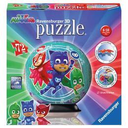 Puzzle 3D Ravensburger Eroi in Pijamale M2 72 Piese