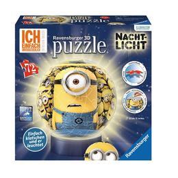 Puzzle 3D Minioni 72 piese Ravensburger