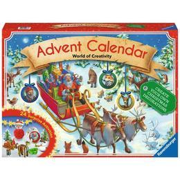 Calendar de craciun Ravensburger Diverse activitati
