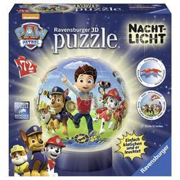 Puzzle 3D Patrula de noapte a catelusilor 72 piese Ravensburger