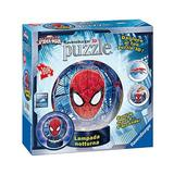 Puzzle 3D Luminos Spiderman, 108 piese Ravensburger