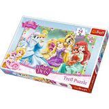 Puzzle copii - Printesele Disney 24 piese Maxi Nebunici