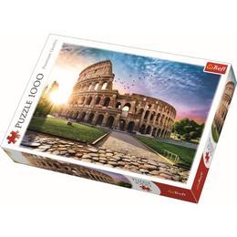 Puzzle clasic pentru adulti- Colosseum , Roma 1000 piese Nebunici