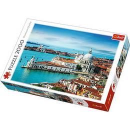 Puzzle clasic pentru familie si copii - Venetia, Italia 2000 piese
