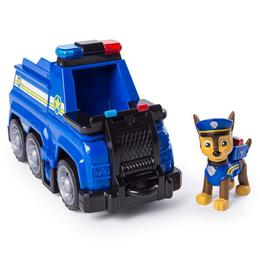 Figurina Paw Patrol Chase si masina de politie transformabila - Spin Master