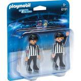 Playmobil Sport ACTION - Set figurine - Arbitri de hochei + 5 ani