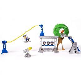 Set figurine Centru de antrenament Paw Patrol Nebunici