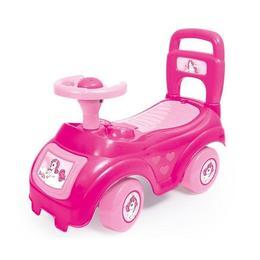Masinuta fara pedale pentru copii, Sit`n Ride Roz Nebunici