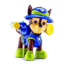 Figurina Chase in actiune Paw Patrol - Spin Master