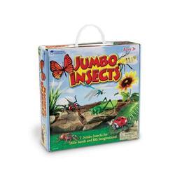 Set 7 figurine de jucarie pentru copii, aspect realistic Learning Resources - Insecte