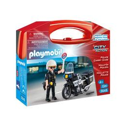 Playmobil City Action - Set - Politia in actiune