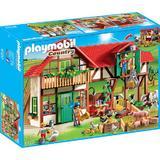 Playmobil Country - Set figurine Playmobil - Ferma cea mare