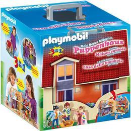 Playmobil Set figurine Playmobil - Casa de papusi 129 piese