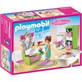 Playmobil Doll House - Set figurine pentru copii - Baia papusilor 50 pcs