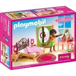 Playmobil Doll House - Set constructie cu figurine Playmobil - Dormitorul Papusilor