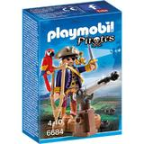 Playmobil Pirates - Set figurine - Capitanul Pirat 24 piese