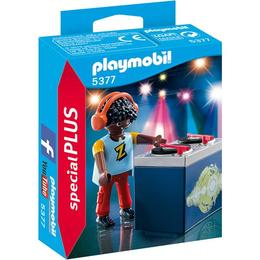 Playmobil Special Plus - Set figurine - Dj-ul vestit