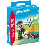 Playmobil Special Plus - Set figurine - Micutul explorator si vidrele