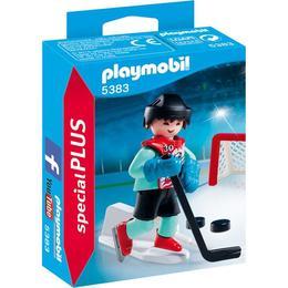 Playmobil Special Plus - Set figurine pentru copii - Jucatorul de hochei