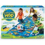 Covor interactiv pentru copii cu activitati - Joc Matematic Crocodile Hop