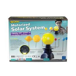 Joc educativ Sistem solar motorizat pentru copii Educational Insights Nebunici