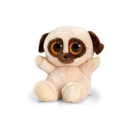 Catel Pug de plus Animotsu 15 cm