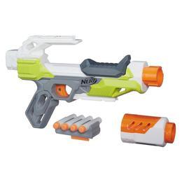 Blaster de jucarie Nerf Strike Modulus Ionfire 4 proiectile incluse