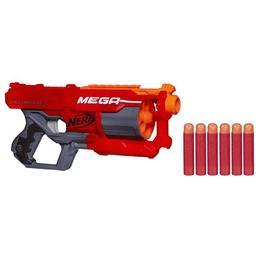 Arma de jucarie Nerf Strike Elite Mega Cycloneshock Rosu