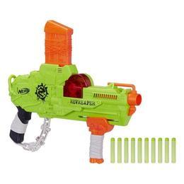 Set Mitraliera Nerf Zombie Strike Revreaper Verde