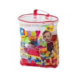 Clemmy - plasa cu 60 cuburi - Clementoni