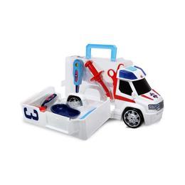 Set de interventie S.O.S masinuta de salvare Dickie Toys