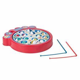 Joc de pescuit nteractiv pentru copii - Hai la pescuit Nebunici+ mini cuburi cadou