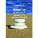 Meditatia filosofoca - Vasile Hategan, editura Eikon
