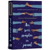 Am scris noaptea in jurnal - Veera Hiranandani, editura Epica