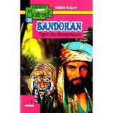 Sandokan. Tigrii din Mompracem - Emilio Salgari, editura Andreas