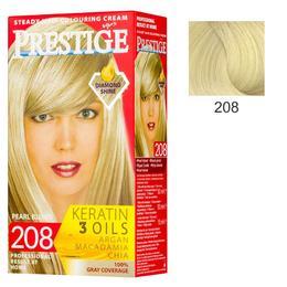 Vopsea pentru Par Rosa Impex Prestige, nuanta 208 Pearl Blonde de la esteto.ro