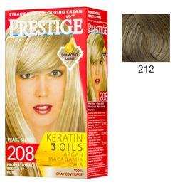 Vopsea pentru Par Rosa Impex Prestige, nuanta 212 Dark Ash Blonde de la esteto.ro