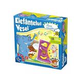 Elefantelul vesel - Lumea animalelor D-Toys