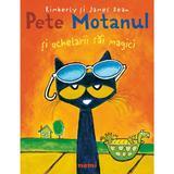 Pete Motanul si ochelarii sai magici autor James Dean, editura Nemira