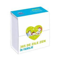 365 de zile zen in familie, editura Didactica Publishing House